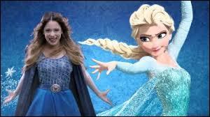 """Dans """"La Reine des neiges"""" (la Reina de las Nieves), quelle chanson Martina chante-t-elle en espagnol ?"""