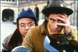 Ce film de 1986, où Gérad Lanvin et Jacques Villeret jouent deux dealers débutants et maladroits s'intitule :