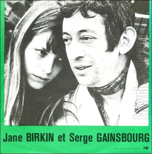 1969. La version de 1967 chantée par Brigitte Bardot et Serge Gainsbourg fait scandale et le disque ne sort pas. Quel est ce slow sensuel (nouvelle version) chanté par Jane Birkin et Serge Gainsbourg ?