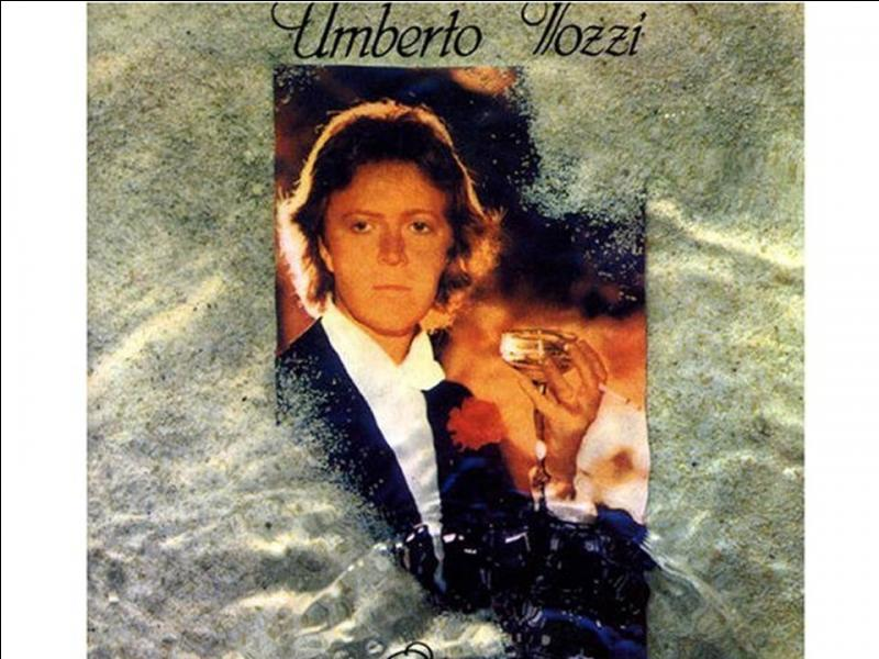 """1979. Umberto Tozzi : chanson reprise en français par Sheila sous le titre """"Glori Gloria"""" !"""