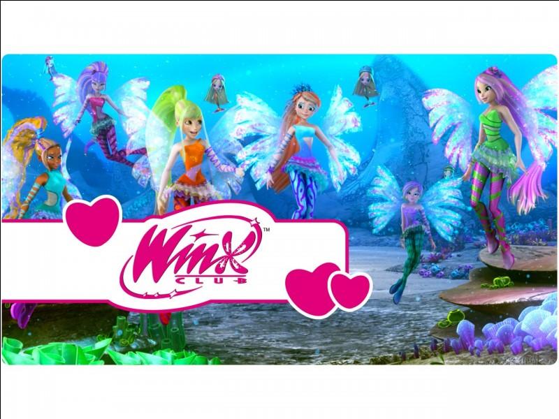 Combien de transformations acquièrent les Winx en saison 5 ?