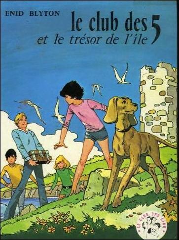 Comment se nomme le chien dans les romans d'Enid Blyton ?