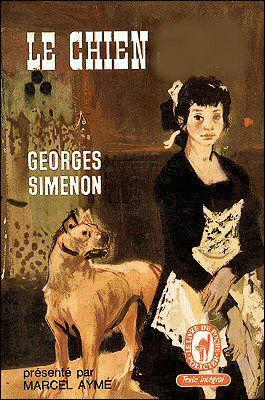 Comment est le chien de Georges Simenon ?
