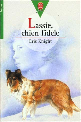 Dans le roman d'Eric Knight, quelle est la race de Lassie ?