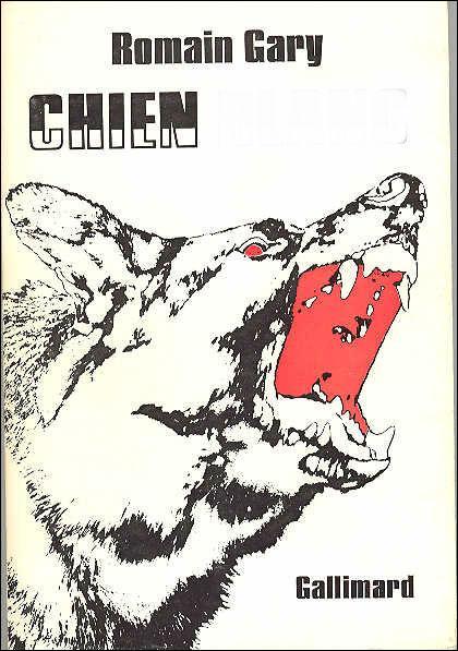 Comment est le chien du roman de Romain Gary ?