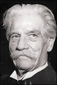 Où est né Albert Schweitzer ?