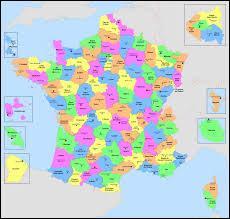 Parmi ces trois départements français, lequel est le plus récent ?