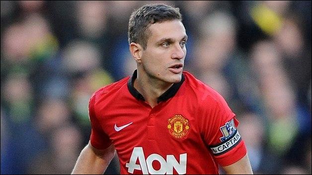 Nemanja Vidic libre de Manchester United jouera à :