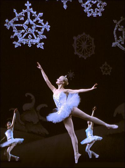 Quel est le nom de ce ballet ?