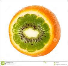 Lequel de ces fruits contient le plus de vitamine C ?