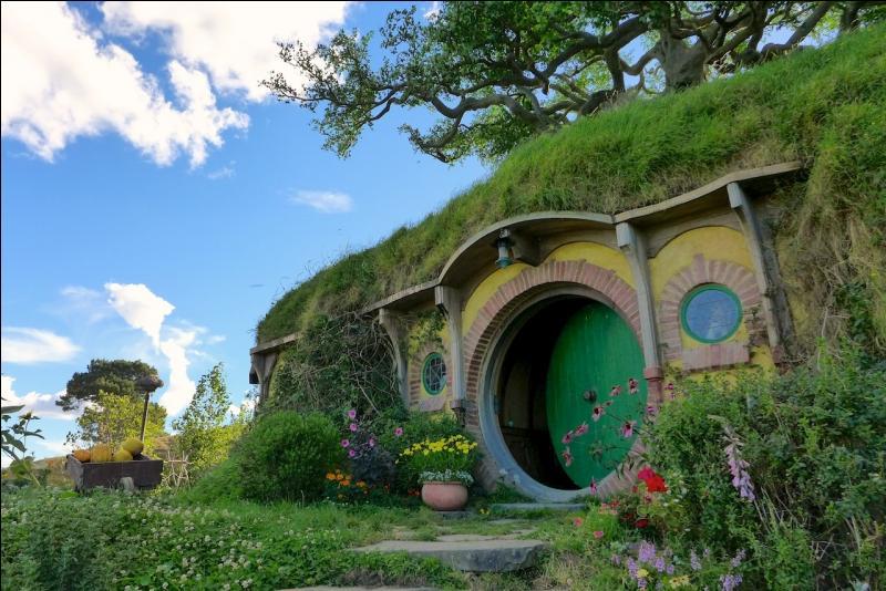 Comment se nomme la demeure de Bilbon Sacquet ?