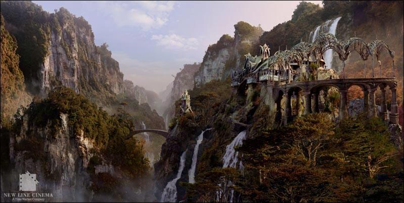 Dans quelle cité, les nains vont-ils être reçus par les Elfes ?