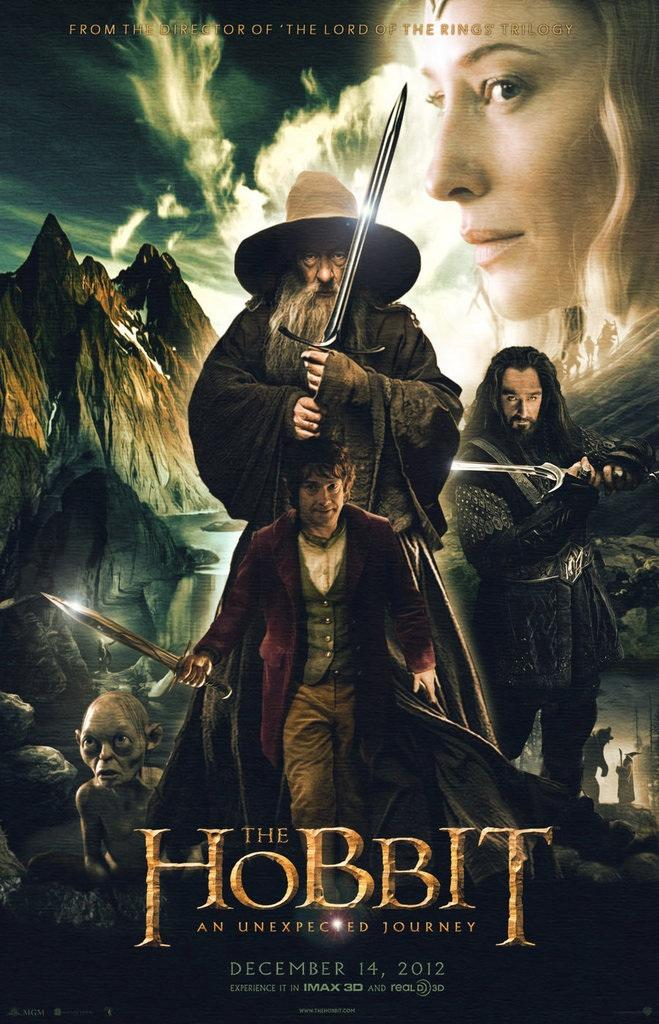 Le Hobbit : Un voyage inattendu (1)