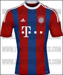 A quel club appartient ce maillot allemand ?