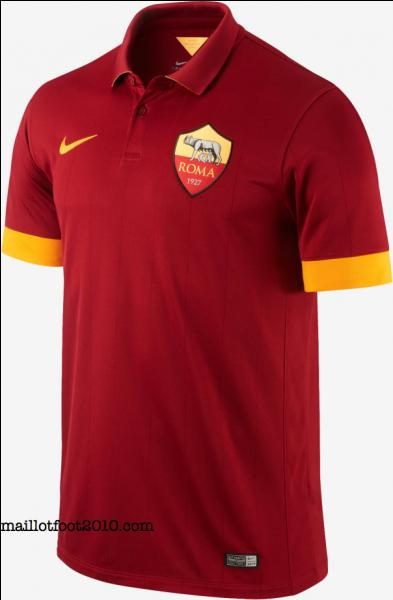 A quel club appartient ce maillot italien ?
