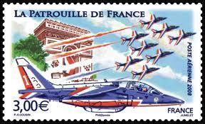 Savez-vous où est stationnée la Patrouille de France ?