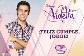 Quelle est la date de naissance de Jorge Blanco ?