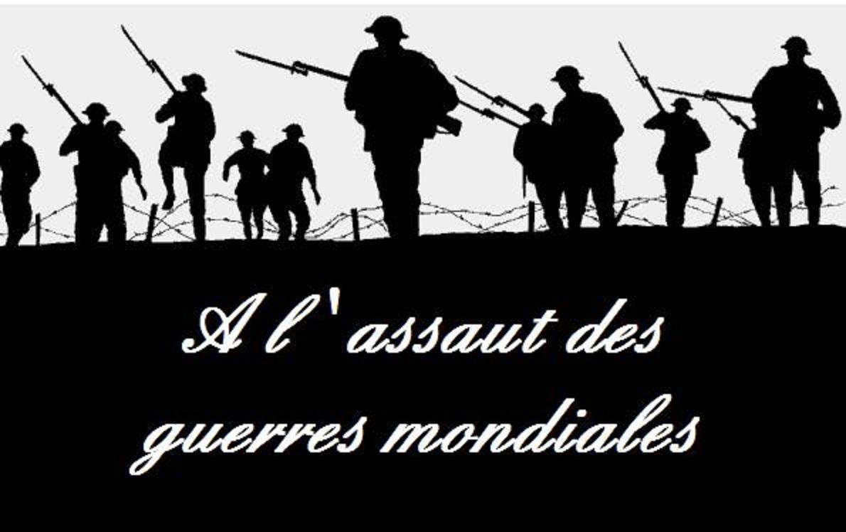 Personnages célèbres des deux guerres mondiales, LIRE LA PRESENTATION !