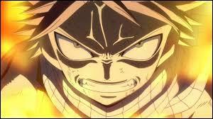 Combien de fois Natsu s'est-il transformé en Dragon Slayer ?