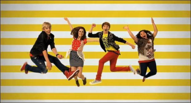 Les séries Disney Channel