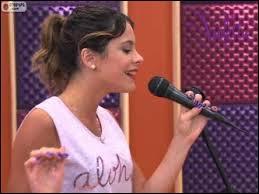 """Quelle est la chanson préférée de Tini dans la série """"Violetta"""" ?"""