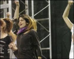 """Quelle est la danse que Tini pratique dans la série """"Violetta"""" ?"""