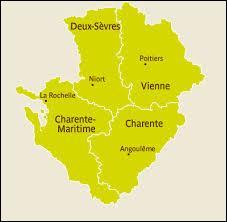 Quelle est la préfecture de la région Poitou-Charentes ?