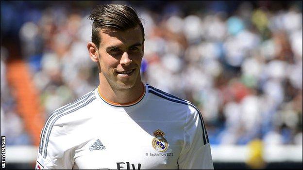 J'ai été transféré de Tottenham au Real Madrid pour 91 millions d'euros (ou 100 millions d'euros). Qui suis-je ?