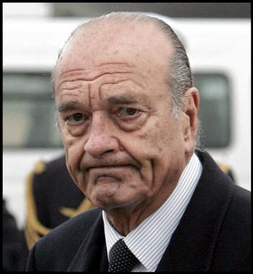 En 2014, Jacques Chirac est représenté sur un timbre de France !