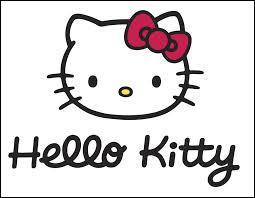 """De quelle origine est le célèbre personnage """"Hello Kitty"""" ?"""
