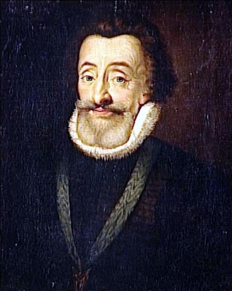 """Le 18 août 1572 fut le jour de son mariage. Il allait devenir roi et déclarer : """" je ferai qu'il n'y aura point de laboureur en mon Royaume qui n'ait moyen d'avoir une poule dans son pot."""", qui fut ce grand roi ?"""
