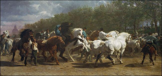 Née le 16 mars 1822, qui fut cette artiste réputée pour ses peintures animalières ?