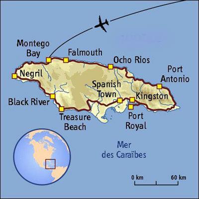 Le 3 mai 1494, Christophe Colomb découvre ...