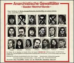 Quel est le nom du groupe terroriste allemand qui a assassiné Hanns-Martin Schleyer, le patron des patrons allemands en 1977 ?
