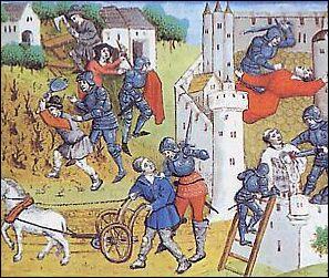 """Qui appelait-on les """"routiers"""" au Moyen Age en France ?"""