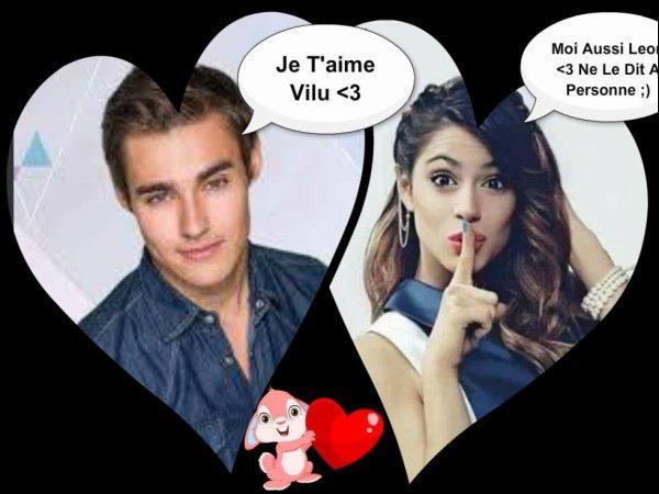 """Comment s'intitule la chanson qui représente le couple dans la saison 1 de """"Violetta"""" ?"""