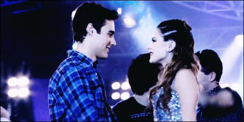 Quand le couple se sépare dans la saison 2, avec qui León se met-il en couple ?