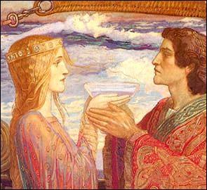 Quel couple de légende boit le philtre d'amour qui le mènera à la mort ?
