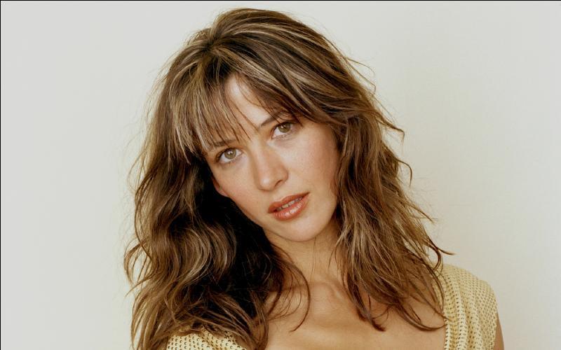 Comment s'appelle cette actrice française ?