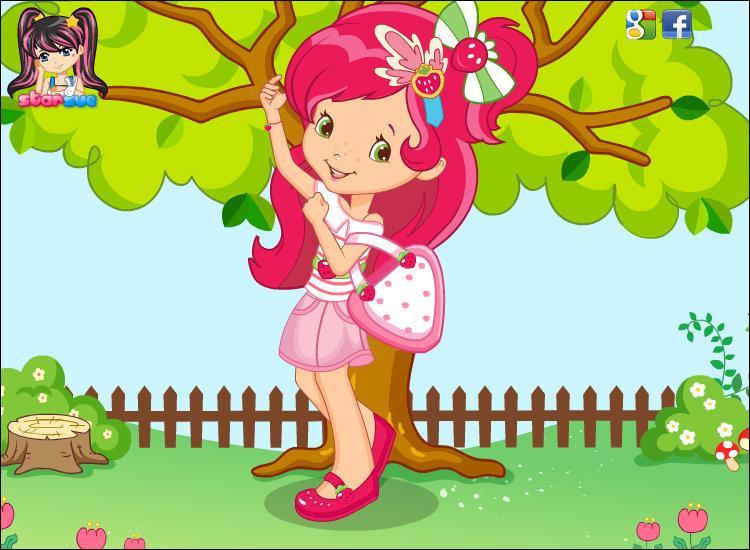 Combien d'amis Charlottes aux fraises a-t-elle en tout ?