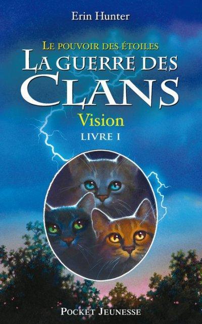 'La Guerre des clans' cycle 3