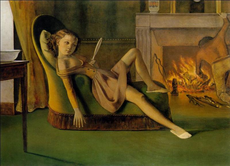 """A quel peintre figuratif, autodidacte, ne se rattachant à aucun mouvement, doit-on """"Les beaux jours"""", réalisé en 1944 ?"""