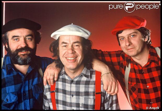 """1987. Licence IV chante """"Allez ... / Y a du blanc, y a du rouge du saucisson"""" !"""