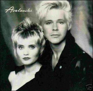"""1989. """"Avalanche"""", groupe norvégien de néo-disco, a un énorme succès dans l'hexagone avec ce single ! (clip)"""