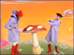 1994. Billy Ze Kick et les Gamins en Folie racontent une cueillette de champignons, où il est fortement suggéré qu'il s'agit de champignons hallucinogènes ! Attention à la tentation !