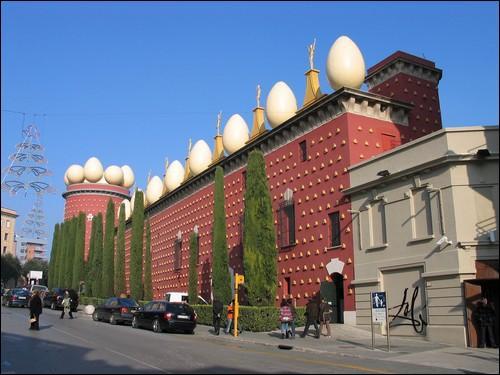 C'est dans la ville catalane de Figueras que naquit Pablo Picasso.