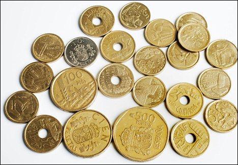 Avant l'euro, l'unité monétaire espagnole était l'escudo.