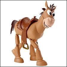 Qui est ce cheval-jouet ?
