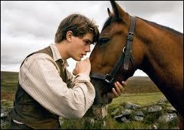 """Comment s'appelle le cheval d'Albert dans """"Cheval de guerre"""" de Steven Spielberg ?"""