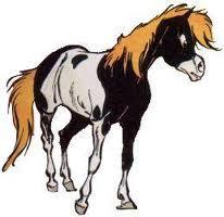 Les chevaux célèbres